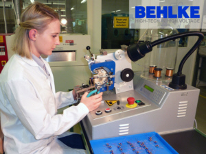 Behlke In-House Components Manufacturing I