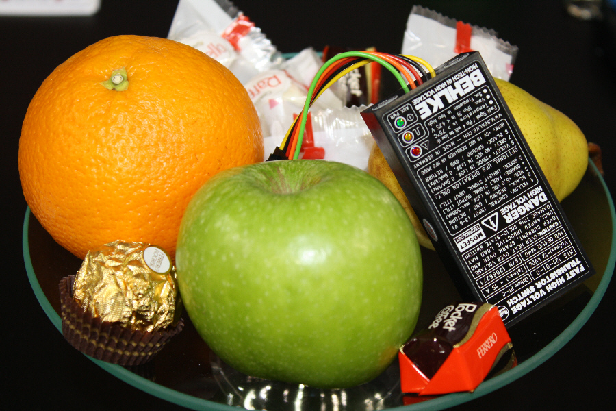 Behlke Electronica - Fruits, Sweets and Switches